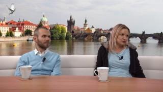 Dagmar Kocůrková a Peter Bartal, Prožitkové vycházky Prahou a doteky prožitku