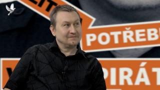 Mgr. Lic. Jiří Stuna, Strážník městské policie, který se dal k pirátům
