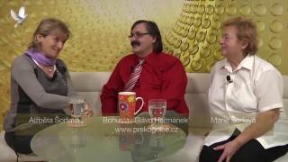Bohuslav Slávo Heřmánek, Ze zákulisí jasnovidce