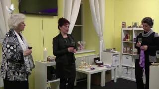 Eva Kalivodová Štichová, Slavnostní otevření andělské akademie