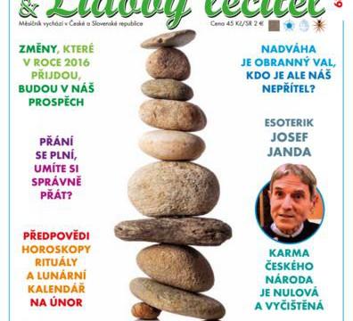 VE HVĚZDÁCH & LIDOVÝ LÉČITEL č. 68/2016