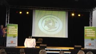 Guenther Scherman, Kruhy v obilí přednáška