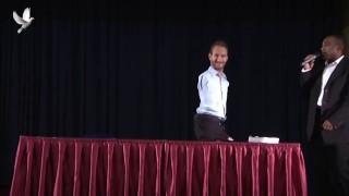 Nick Vujicic, Tři klíče k životu bez hranic – přednáška