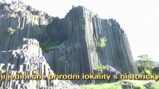 Českosaské Švýcarsko, Místo, kde se natáčela Pyšná princezna