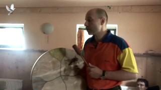 Luděk Drábek, Šamanský rituál