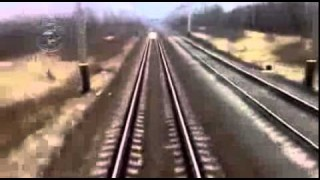 Inteligentní světelné objekty sledují vlaky ( Rusko 2014 )