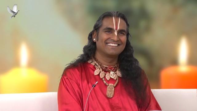 Vztah mezi Sri Swamim Vishwanandou a Mahavatarem Babajim