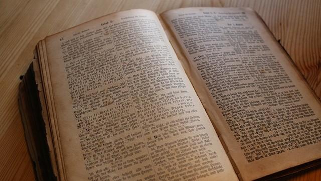 BIBLE – STARÝ ZÁKON