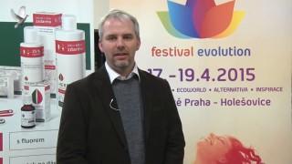 Ctirad Hemelík, Pozvánka na festival Evolution