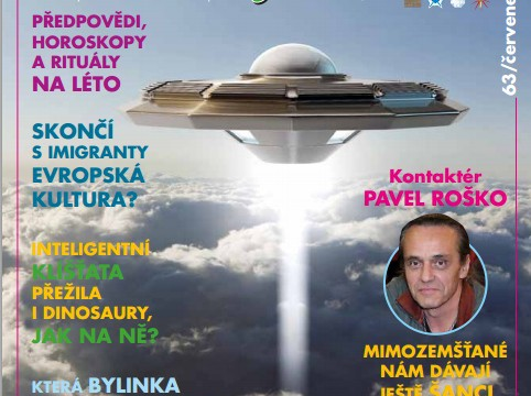 VE HVĚZDÁCH & LIDOVÝ LÉČITEL č. 63/2015