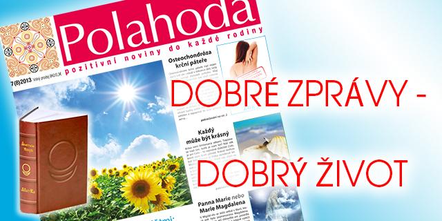 POLAHODA – pozitivní noviny do každé rodiny