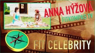 FIT CELEBRITY rozhovor Anna Hýžová začínáme s RAW FOOD
