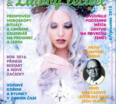 VE HVĚZDÁCH & LIDOVÝ LÉČITEL č. 67/2015