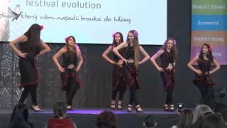 Festival Evolution, Taneční skupina Gitanne – Gittane