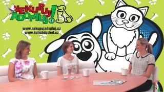 Pavlína Šmucerová, Jana Ullmannová, Nekupuj. Adoptuj! Vyprázdněme psí a kočičí útulky