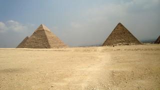 Převratný objev v pyramidách: Vědci našli částice z vesmíru