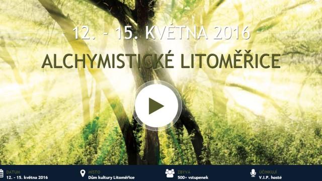 ALL FEST 12. – 15. KVĚTNA – Alchymistické Litoměřice 2016