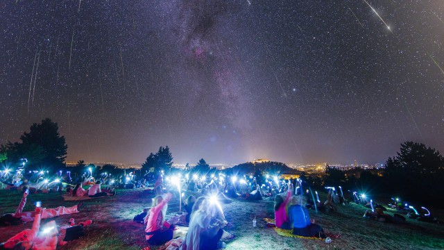 Brněnská noc padajících hvězd
