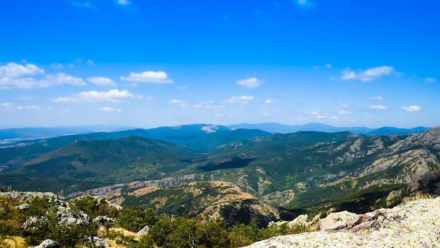 Velké tajemství pohoří Bucegi