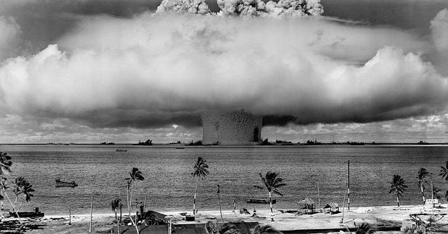 SDÍLEJTE: Ničení ráje – Jaderné testy Francie v Pacifiku: mnohem horší, než se tvrdilo