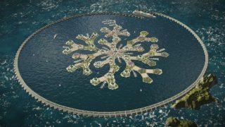 Francouzská Polynésie právě odhalila plány na vybudování prvního plovoucího města