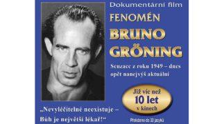 FENOMÉN BRUNO GRÖNING – promítání dokumentárního filmu