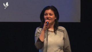 Renata Sofie Šanderová, David Šander, Andělský hlas
