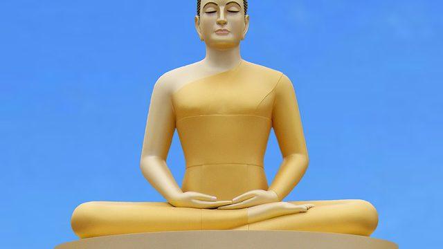Svátek Budhy, neboli Vesak