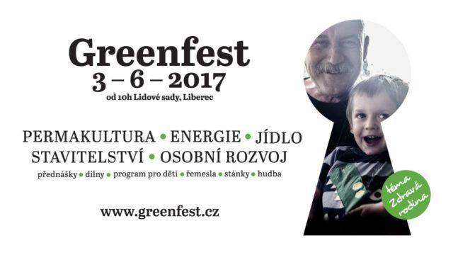 Ekofestival Greenfest 2017 v Libereci