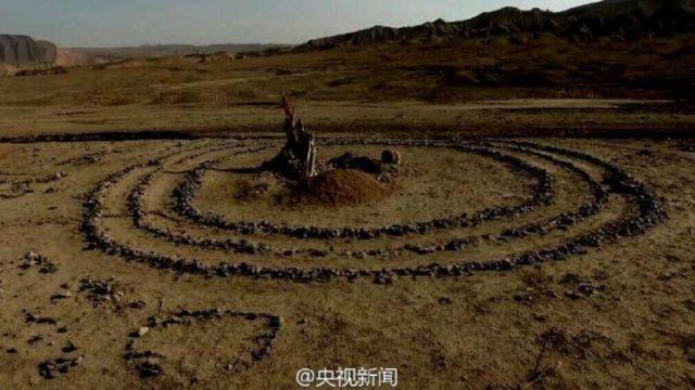 Gobi: Záhadné kamenné kruhy a další megalitické stavby