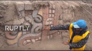Archeologové objevili stopy dávné záhadné civilizace v Peru
