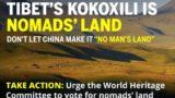 Pomozte dosáhnout 5000 podpisů do 1.července 2017 a zachránit tibetské nomádské území Kokoxili