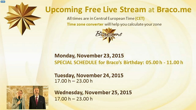next free braco november